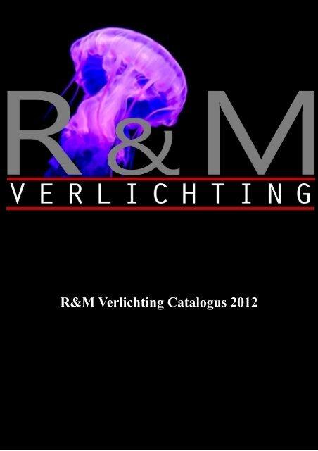 show paneel - R&M verlichting