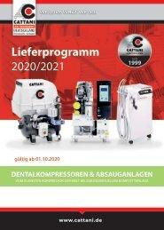 Lieferprogramm ab 01.10.2020