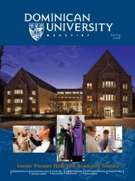 Inside Parmer Hall: The Academic Impact - Dominican University