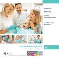 Gesundheitswegweiser Berlin – Bezirk Charlottenburg-Wilmersdorf 2021