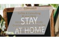 Coffee & Consulting: Quarantänevorschriften bei Neueinstellungen / Expats in CH
