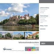 Informationsbroschüre Salzlandkreis 2021