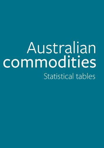 continued - Australian Natural Resources Data Library