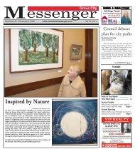 Grove City Messenger - November 22nd, 2020