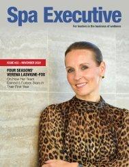 Spa Executive | November 2020