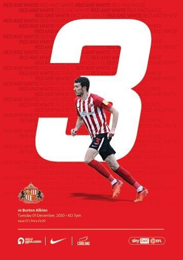 Sunderland v Burton Albion