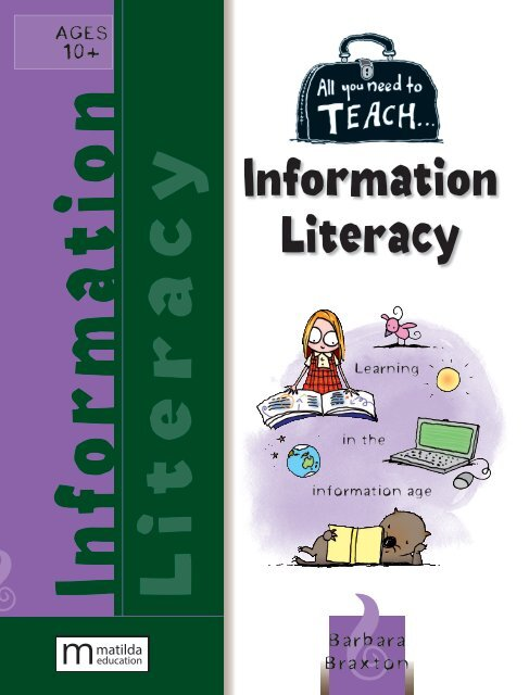 All You Need to Teach - Info Literacy 10+