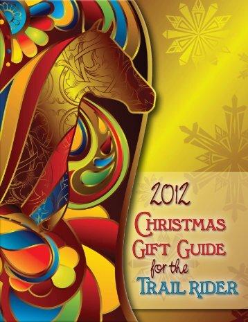 Christmas Gift Guide - Trail Blazer Magazine