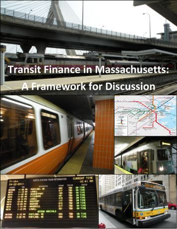 Fixing Transit Finance - A Better City