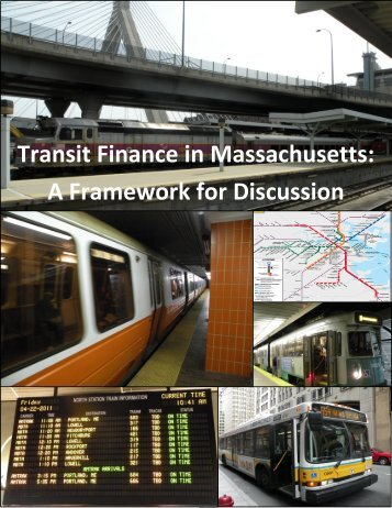 Fixing Transit Finance - A Better City