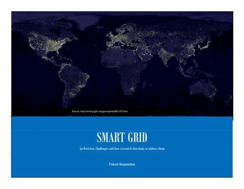 Smart Grid Challenges/Opportunities