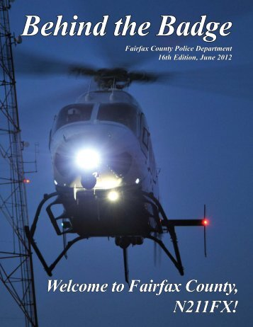 16th Edition - Fairfax County Government