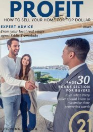 How to Sell your Home for Top Dollar by Eddie Tremolada