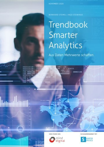 Trendbook Smarter Analytics 2020
