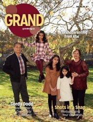 GRAND Vol. III Ed. II