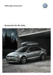 Accessories for the Jetta. - Volkswagen