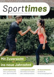Sporttimes STMK 01-2020
