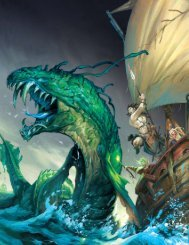 rules for Sea of Blood - Fantasy Flight Games