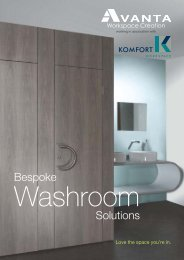 T5311 Washroom AW 1March_Layout 1 - Avanta UK Ltd