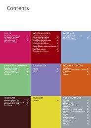 Contents - Blue Spot Media Group