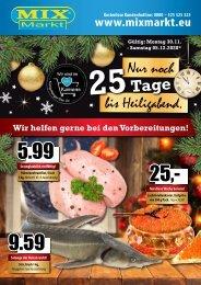 Mix Markt KamenWochenangebote