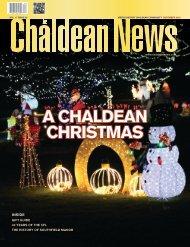Chaldean News – December 2021
