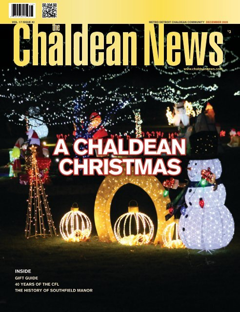 Help With Christmas 2021 Troy Ohio Chaldean News December 2021