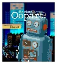 Edición No. 5 Revista Oopart: Internet