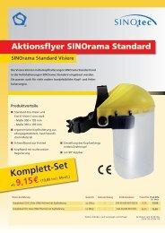 SINOrama Standard Kopfhalterungen - SINOtec GmbH