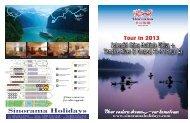 Sinorama Holidays