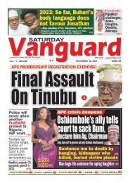 28112020 - Final Assault on Tinubu