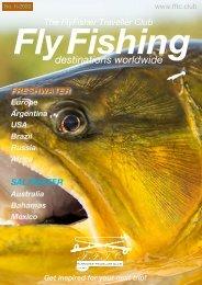 Fly Fishing destinations worldwide - FFTC.club Magazine issue II-2020