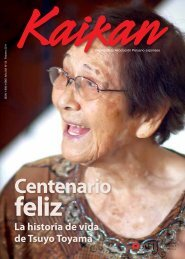 Kaikan N° 54 - Febrero 2011 - Asociación Peruano Japonesa