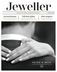 Jeweller - December 2020
