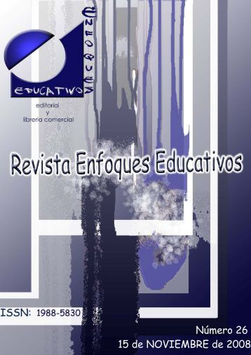 revista digital enfoques educativos - Enfoqueseducativos.es