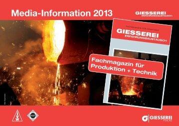 Ihr Produzent für hochwertige Videos - Giesserei Verlag