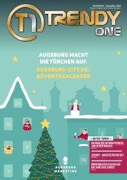 TRENDYone | Das Magazin – Augsburg – Dezember 2020