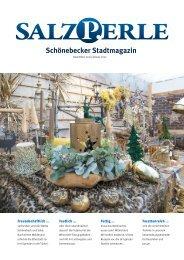 SALZPERLE - Stadtmagazin Schönebeck (Elbe) - Ausgabe 12/2020+01/2021