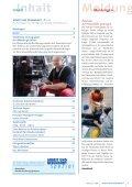 Meldungen - Arbeit und Gesundheit - Seite 3