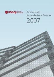 quadro de competências e oferta - inegi - Universidade do Porto