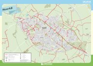 Haverhill Cycle Map