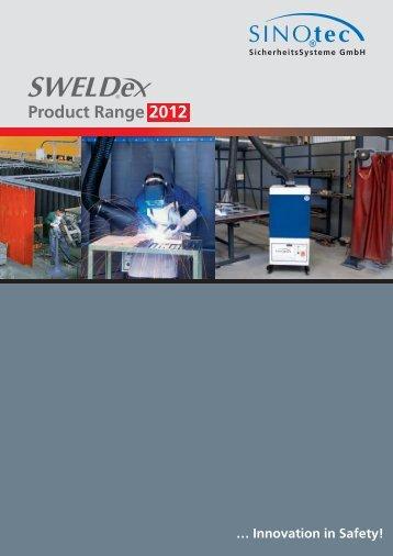 SWELDex profi - SINOtec GmbH