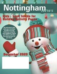 Nottingham December 2020