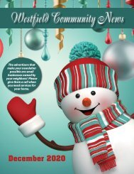 Westfield Community December 2020