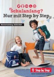 Step by Step Schultaschen