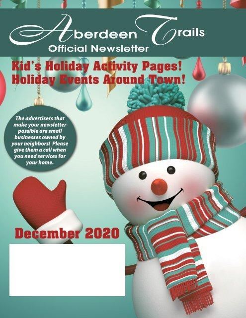 Aberdeen Trails December 2020