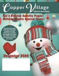 Copper Village December 2020