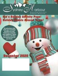 Sydney Harbour December 2020