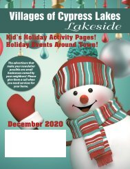 VCL Lakeside December 2020