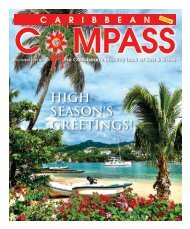Caribbean Compass Yachting Magazine - December 2020